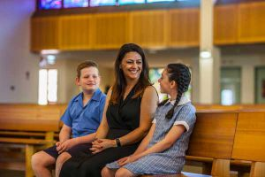 St Kevin's Catholic Primary School Eastwood Family and Faith