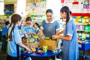 St Kevins Catholic Primary School Eastwood Outreach