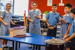St Kevin's Catholic Primary School Eastwood Music