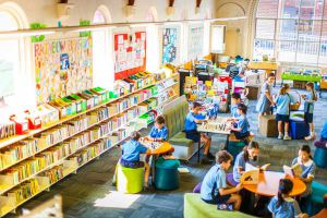 St Kevin's Catholic Primary School Eastwood Library